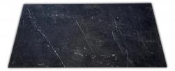 czarny marmur z żyłką 60x120