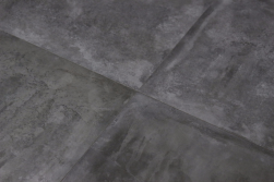 czarne płytki imitujące beton Icon Black 60x60 Abitare