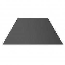 Trapezium Floor Graphite Matt 9,8x23