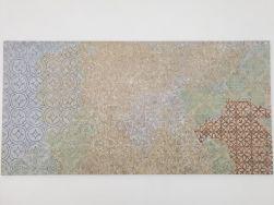 Bohemian Blend Natural 49.75x99.55 płytki gresowe jak stary dywan