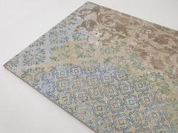 Bohemian Blend Natural 49.75x99.55 kolorowe płytki patchwork