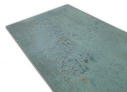 Aparici Metallic Green Natural 49.75x99.55 płytki podłogowe metalizowane