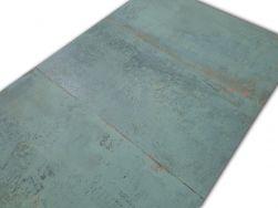 Aparici Metallic Green Natural 49.75x99.55 płytki podłogowe zardzewiałe