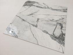 Invisible 60x120 płytki imitujące marmur