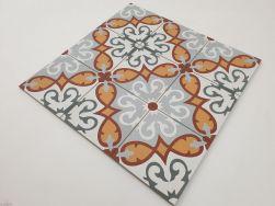 Gres Aparici Altea Elda Natural 59.2x59.2 patchwork geometryczny