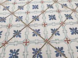 Płytki postarzane Aparici Sao Luis Sacra Natural 59,2x59,2 patchwork