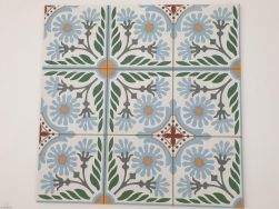 Płytki patchwork Aparici Altea Olivo Natural 59.2x59.2
