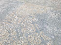 Płytki podłogowe Aparici Bohemian Blue Natural 59.55x59.55