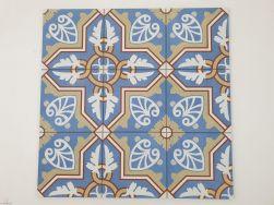Płytki niebieskie patchwork Aparici Altea Pinar Natural 59.2x59.2