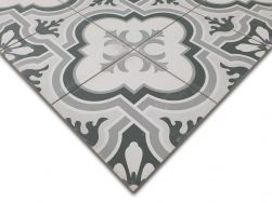 Tango Gaona Natural 59,2x59,2 płytki w geometryczne wzory