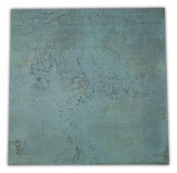 Aparici Metallic Green Natural 59.55x59.55 płytki podłogowe metalizowane