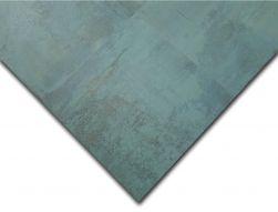Metallic Green Natural 59.55x59.55 płytki podłogowe z efektem metalu