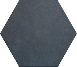 płytki matowe heksagony