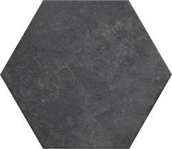 płytki heksagonalne karbon heksagony do łazienki płytki do łazienki
