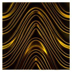 Dunin złota płytka szklana 60x60 płytka do łazienki kuchni nowoczesna łazienka