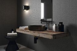 Mozaika do łazienki kuchni mozaika na ścianę mozaika na podłogę mozaika pod prysznic niebieska 28x28