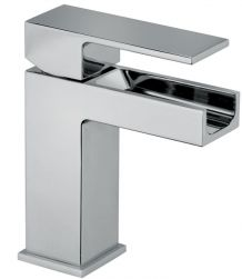 Paini bateria umywalkowa bateria do łazienki nowoczesna łazienka chrom