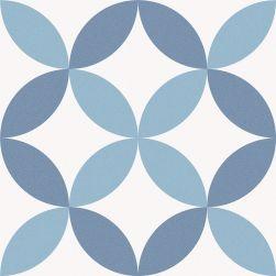 Keros płytka patchwork płytka na podłoge 45x45
