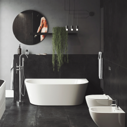 łazienka z Bidet wiszący Decos