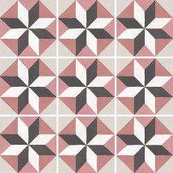 kompozycja Caprice Deco Magic Colours 20x20 płytka patchworkowa