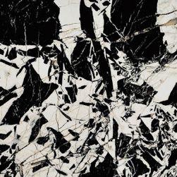 Prestige Black Antique Effect Matt 30x30 płytka imitująca marmur