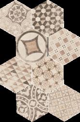 Hexatile Cement Garden Sand 17,5x20