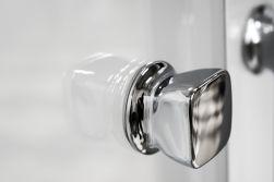 besco drzwi prysznicowe szkło przezroczyste