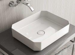 eto umywalka nablatowa biała umywalka prostokątna ceramika łazienka