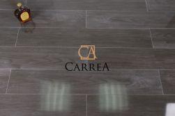 gres w kolorze antracytowym w połysku Newtron Anthracite baldocer