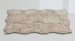 płytki elewacyjne kamień  Bancal Crema Ecoceramic