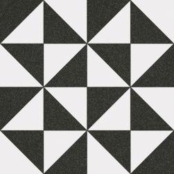 płytki gresowe we wzory czarno białe vives terrades