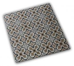 płytki patchwork beżowe 45x45 Boulevard Beige geotiles