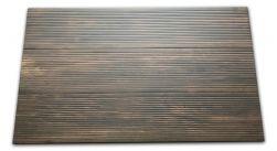 płytki gresowe imitujące deskę w kolorze wengue Alaplana Adobery Wengue