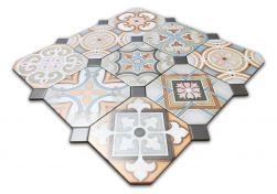 kolorowy patchwork 20x20