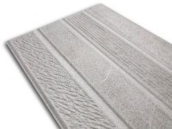 szare płytki dekoracyjne CROWN PROSPECT MOON  40x120 R