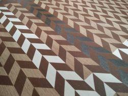 gres drewnopodobny satynowy do pokoju Wheat Natural Aparici 60x60