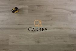 szary gres imitujący drewno Milena Ceniza Argenta