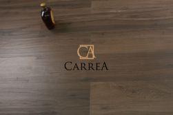 brązowa podłoga z gresy imitujące drewno Milena Nogal 20x120