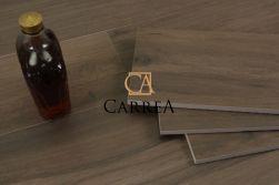 rektyfikowany gres drewnopodbny Milena Nogal 20x120