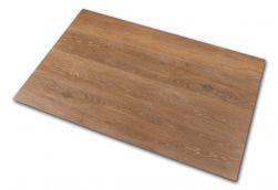 Płytka podłogowa imitująca drewno brązowa Viggo Fresno 20x120 cztery sztuki