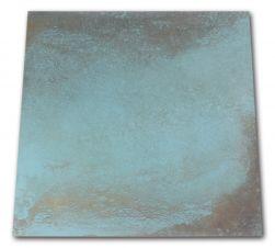 Płytka metalizowana turkusowa Trace Mint 60x60