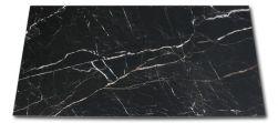 Płytka imitująca marmur czarna z białymi żyłami Strom 60x120