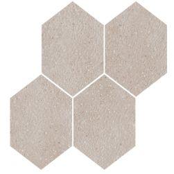 Roca płytka heksagonalna płytka na podłoge gres