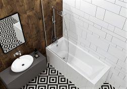 łazienka z wanna tradycyjna Elega 140x70