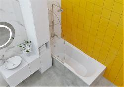 łazienka z Wanna tradycyjna Mandi 180x80