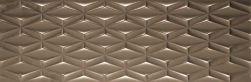 Aparici Neutral Copper Rhombus 29,75x89,46 miedziane metalizowane