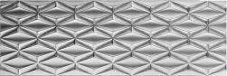 Aparici Neutral Silver Rhombus  płytki dekoracyjne srebrne 30x90
