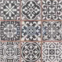 Peronda FS FAENZA-N carrea płytki patchwork podłogowe do łazienki brązowe
