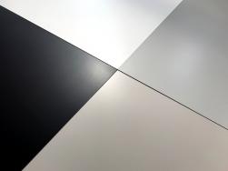 szare czarne białe taupe płytki gresowe Roca Pure Taupe 60x60