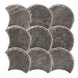 realonbda płytka na ściane rybia łuska podłoga 30x30